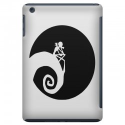 nightmare before christmas black logo iPad Mini | Artistshot