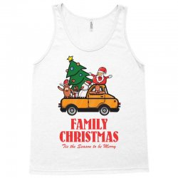 family christmas tis the season to be merry Tank Top | Artistshot