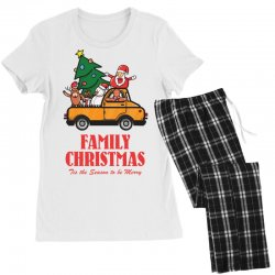 family christmas tis the season to be merry Women's Pajamas Set | Artistshot