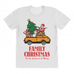 family christmas tis the season to be merry All Over Women's T-shirt | Artistshot