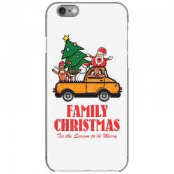 family christmas tis the season to be merry iPhone 6/6s Case | Artistshot