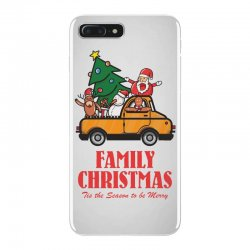 family christmas tis the season to be merry iPhone 7 Plus Case | Artistshot