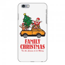 family christmas tis the season to be merry iPhone 6 Plus/6s Plus Case | Artistshot