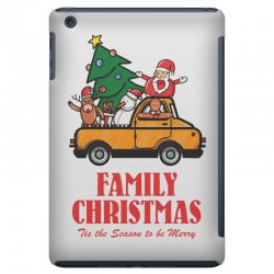family christmas tis the season to be merry iPad Mini Case | Artistshot