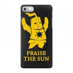 the dark sun iPhone 7 Case | Artistshot