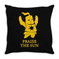 the dark sun Throw Pillow | Artistshot
