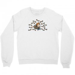 army of squirrels Crewneck Sweatshirt | Artistshot