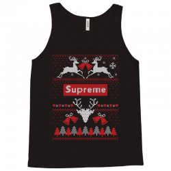 supreme ugly christmas sweater Tank Top | Artistshot