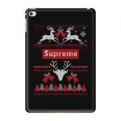 supreme ugly christmas sweater iPad Mini 4 | Artistshot