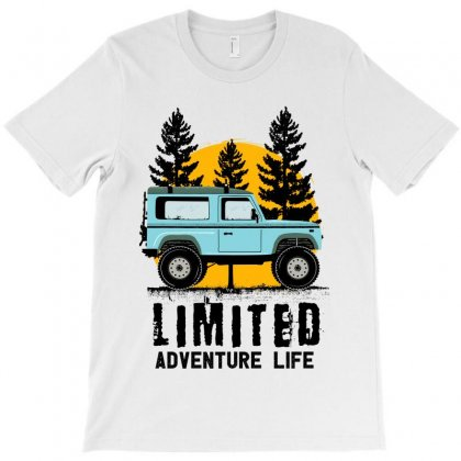 Limited Adventure Life T-shirt Designed By Sengul
