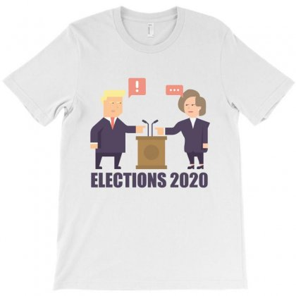 Elections 2020 T-shirt Designed By Wizarts