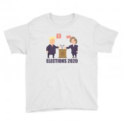 elections 2020 Youth Tee | Artistshot