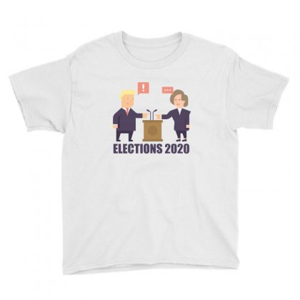 Elections 2020 Youth Tee Designed By Wizarts