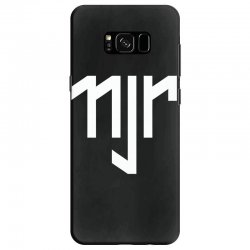 neymar jr sports white logos Samsung Galaxy S8 Case | Artistshot