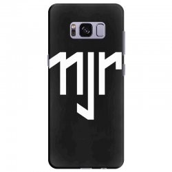neymar jr sports white logos Samsung Galaxy S8 Plus Case | Artistshot