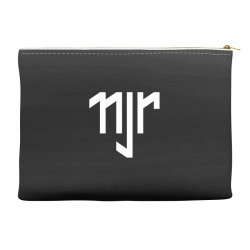 neymar jr sports white logos Accessory Pouches | Artistshot