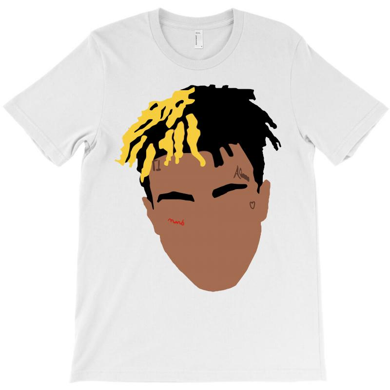 1d25b16af307 Custom Abstract Design Of Xtentacion T Shirt By Meza. Images Gallery.  Generic Stripperella Stan Lee ...