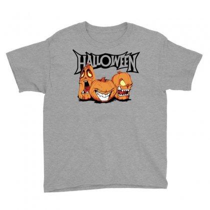 Halloween Youth Tee Designed By Sbm052017