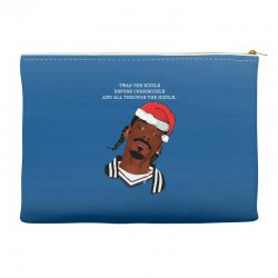snoop Dogg christmas Accessory Pouches | Artistshot