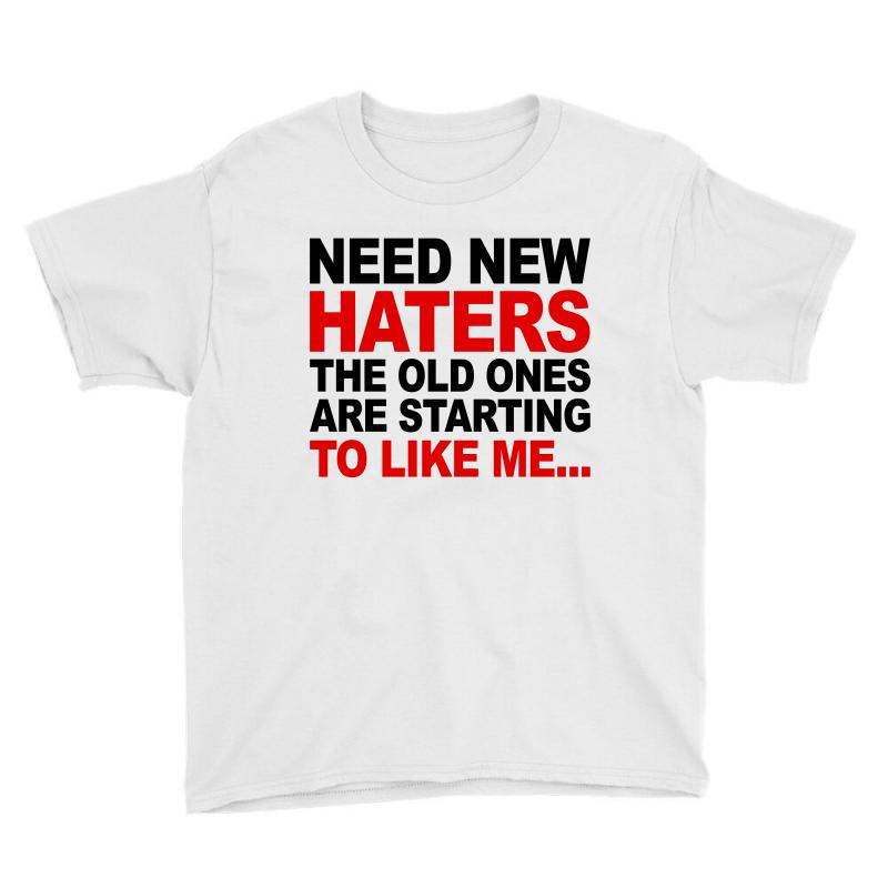 1090818ab05be3 Custom Need New Haters The Old Ones Are Starting Bts T Shirt Youth ...