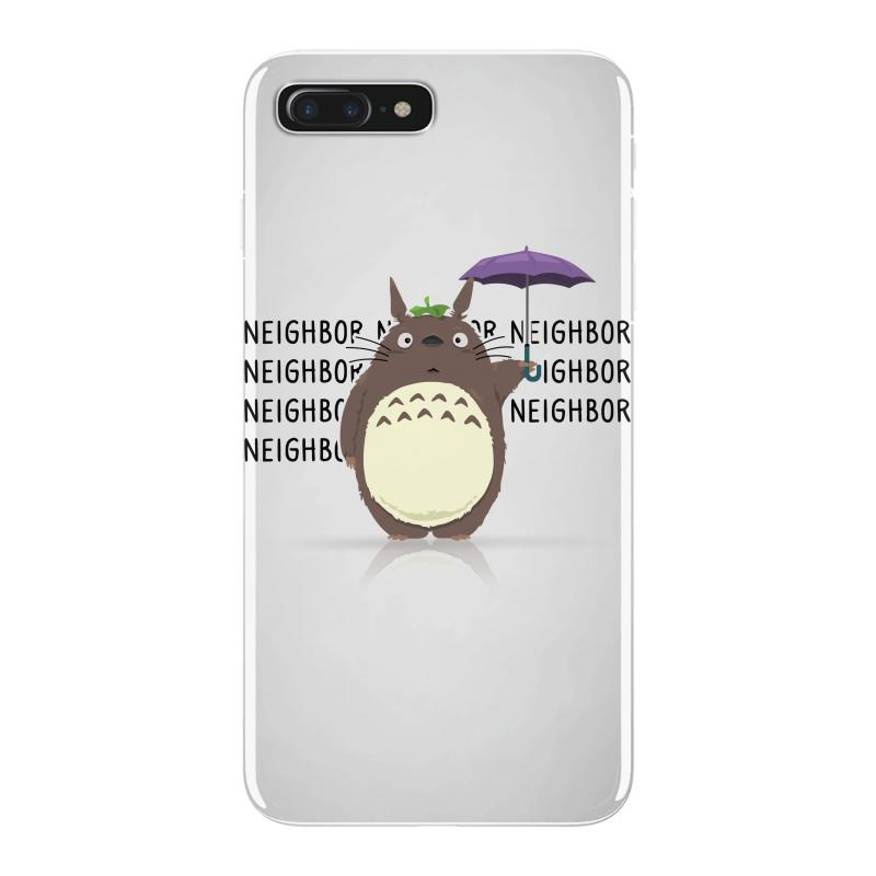 low cost 21045 05cc5 Neighbor Totoro Iphone 7 Plus Case. By Artistshot