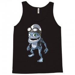 funny crazy frog, ideal gift or birthday present Tank Top | Artistshot