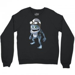funny crazy frog, ideal gift or birthday present Crewneck Sweatshirt | Artistshot