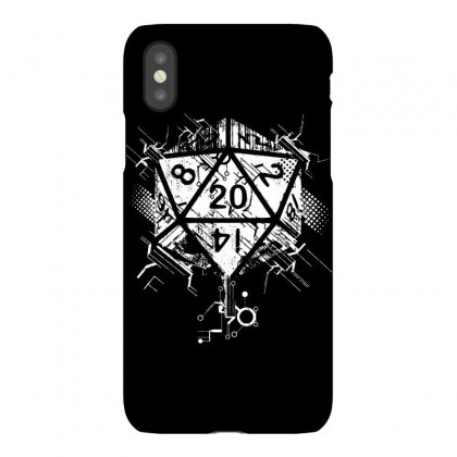 Dungeons And Dragons Dice Art Iphonex Case Designed By Sbm052017