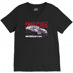 mad max interceptor ideal birthday gift or present V-Neck Tee | Artistshot