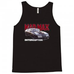 mad max interceptor ideal birthday gift or present Tank Top | Artistshot