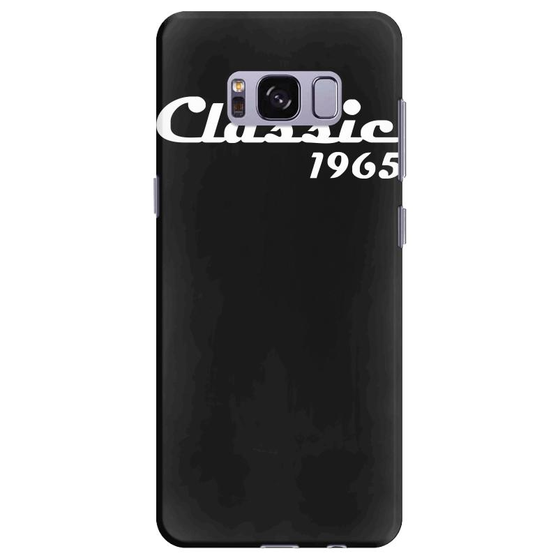 Made In 1965classic Mens 50th Birthday Gift Dad 50 Yearpresent Samsung Galaxy S8 Plus Case