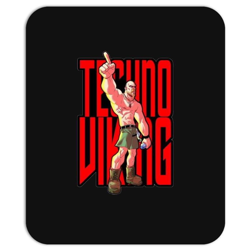 Techno Viking Ideal Birthday Present Or Gift Mousepad