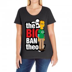 funny big bang theory sheldon, ideal gift or birthday present. Ladies Curvy T-Shirt | Artistshot