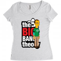 funny big bang theory sheldon, ideal gift or birthday present. Women's Triblend Scoop T-shirt | Artistshot