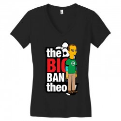 funny big bang theory sheldon, ideal gift or birthday present. Women's V-Neck T-Shirt | Artistshot