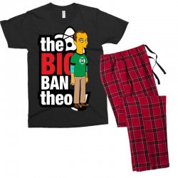 funny big bang theory sheldon, ideal gift or birthday present. Men's T-shirt Pajama Set | Artistshot