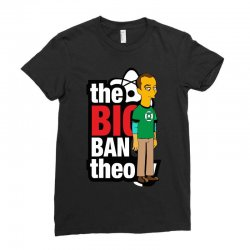 funny big bang theory sheldon, ideal gift or birthday present. Ladies Fitted T-Shirt | Artistshot