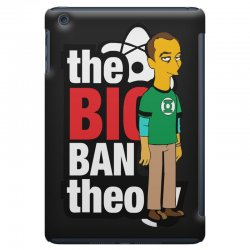 funny big bang theory sheldon, ideal gift or birthday present. iPad Mini Case | Artistshot