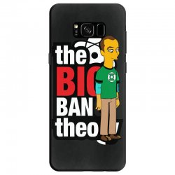 funny big bang theory sheldon, ideal gift or birthday present. Samsung Galaxy S8 Case | Artistshot