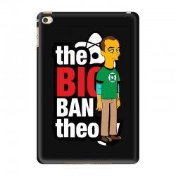 funny big bang theory sheldon, ideal gift or birthday present. iPad Mini 4 Case | Artistshot