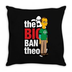 funny big bang theory sheldon, ideal gift or birthday present. Throw Pillow | Artistshot