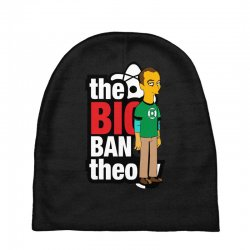 funny big bang theory sheldon, ideal gift or birthday present. Baby Beanies | Artistshot