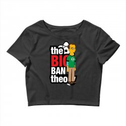 funny big bang theory sheldon, ideal gift or birthday present. Crop Top | Artistshot