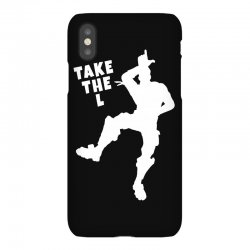 fortnite take the L iPhoneX Case | Artistshot