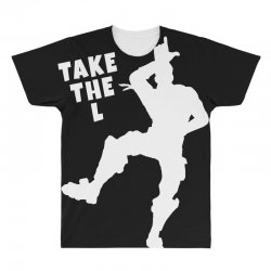 fortnite take the L All Over Men's T-shirt | Artistshot