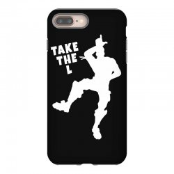fortnite take the L iPhone 8 Plus Case | Artistshot