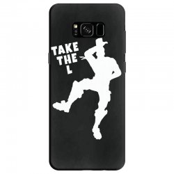 fortnite take the L Samsung Galaxy S8 Case | Artistshot