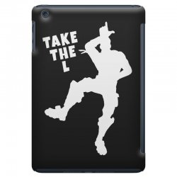 fortnite take the L iPad Mini Case | Artistshot