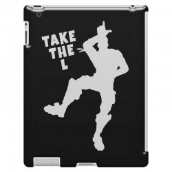 fortnite take the L iPad 3 and 4 Case | Artistshot
