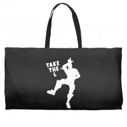 fortnite take the L Weekender Totes | Artistshot